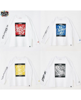 Hypnosis Mic Division Rap Battle x R4G Long Shirt