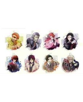 Bungou Stray Dogs Marui Department Store Port Mafia Collaboration Acrylic Keychains Vol. 2