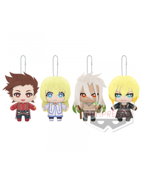 Tales of Series Tomonui Plush Keychains Vol. 5