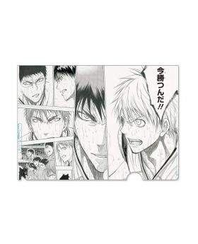 Kuroko no Basket Jump Shop WJ 50th Anniversary Exhibition Clear File Vol. 3