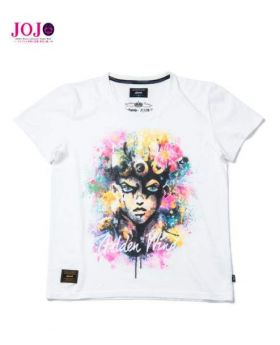 JoJo's Bizarre Adventure Golden Wind Glamb T-Shirt Giorno Giovanna