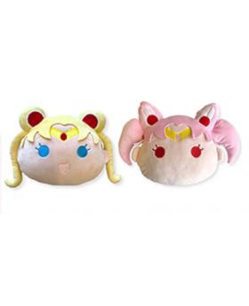 Sailor Moon Store Limited Edition Mochi Mochi Face Cushion