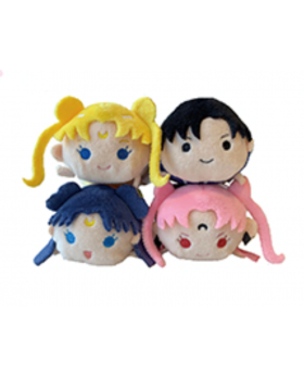 Sailor Moon Store Limited Edition Tsum Mascot Plush Vol. 4