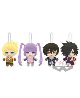 Tales of Series Tomonui Plush Keychains Vol. 6