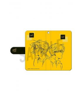 BANANA FISH Art Journal Exhibition Goods Smartphone Case SECOND RESERVATION