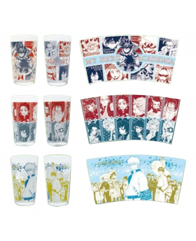 Jump Shop Summer 2019 Collection Glass Cups
