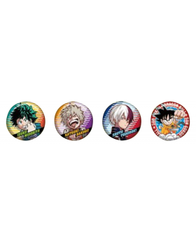 Jump Shop Summer 2019 Collection Can Badges