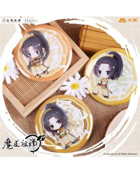 Mo Dao Zu Shi Aimon Exclusive Official Goods New Chibi Can Badges