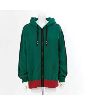Boku No Hero Academia Super Groupies Midoriya Izuku Deku Hoodie Jacket