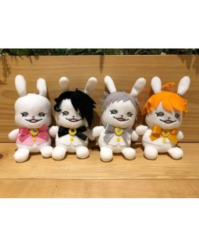 The Promised Neverland Jump Shop Exclusive Little Bunny Plush Keychain