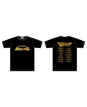 Boku No Hero Academia Hero Fes 2019 Event T-Shirt