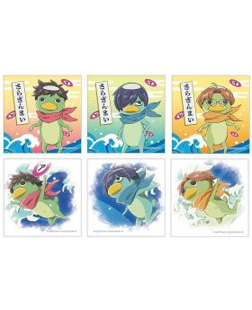 Sarazanmai Petit Canvas Collection SET