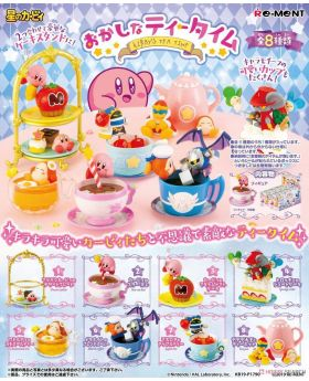 Kirby Pupupu Tea House RE-MENT Strange Tea Time Collection SET