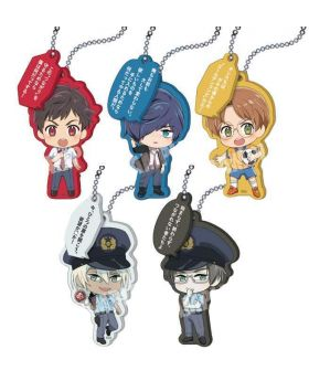 Sarazanmai Serifu Holder Acrylic Charm BLIND PACKS