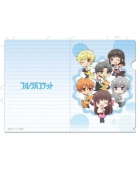 Fruits Basket Animax Cafe Clear File Type A