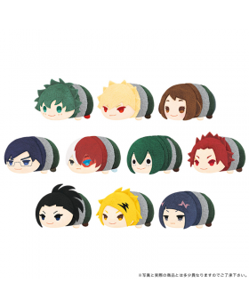 Boku No Hero Academia Mochi Mochi Mini Tsum Mascot NORMAL SET