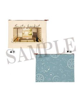 Fruits Basket Dash Store Collaboration Goods Small Pouch