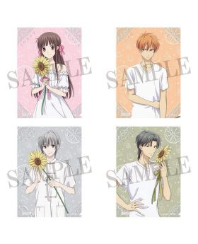 Fruits Basket Dash Store Collaboration Goods Clear Files