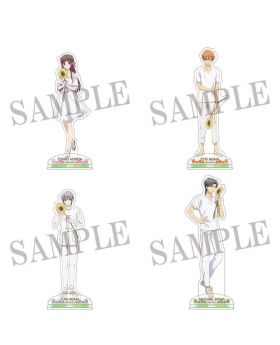 Fruits Basket Dash Store Collaboration Goods Acrylic Stands