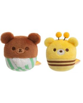 Rilakkuma x Tower Records Muffin Cafe Collaboration Goods Bee & Muffin Plush