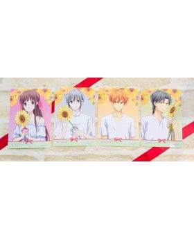 Fruits Basket Dash Store Collaboration Goods Bromides