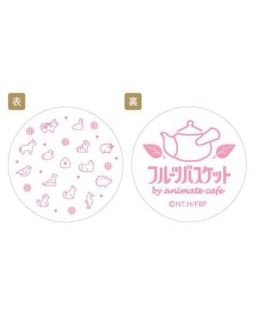 Fruits Basket Animate Cafe Goods Sweets Plate