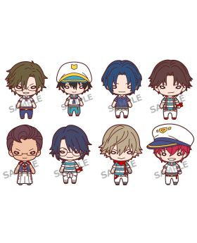 Prince of Tennis Animate Happy Summer Valentine Goods Nitotan Plush Keychains