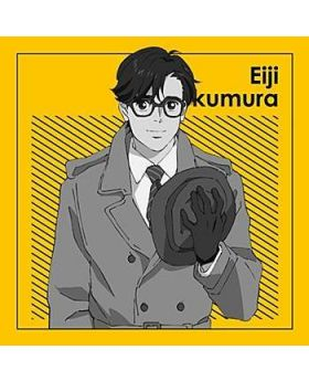 BANANA FISH Original Art Coats Matsumoto Shouji Cushion Cover Eiji