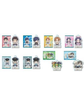 "Sarazanmai ""Gochi"" Food Theme Bell House Acrylic Stands"
