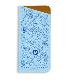 Sarazanmai A3 GraffArt Design Chara Glasses Case