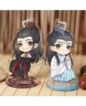 Mo Dao Zu Shi The Untamed Omodoki Exclusive Official Goods Chibi Acrylic Stands