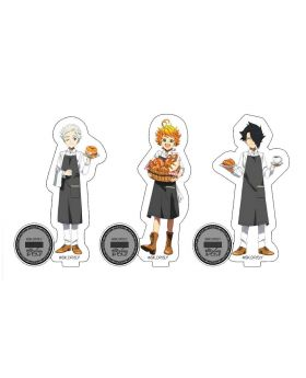 The Promised Neverland Princess Cafe Goods Acrylic Stands