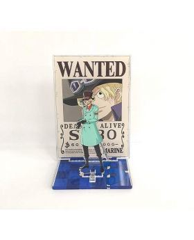 ONE PIECE STAMPEDE Movie Acrylic Stand Sabo