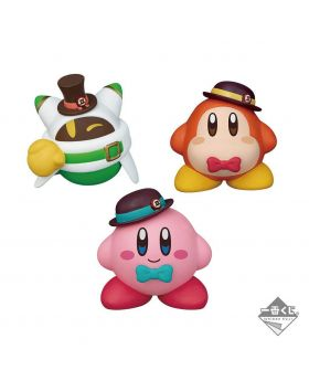 Ichiban Kuji Kirby Hat Studio Small Figurines INDIVIDUALS
