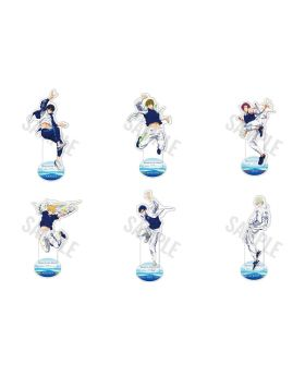 Free! Road to the World Dreams Movie Goods Acrylic Stands Vol. 1 SECOND RESERVATION