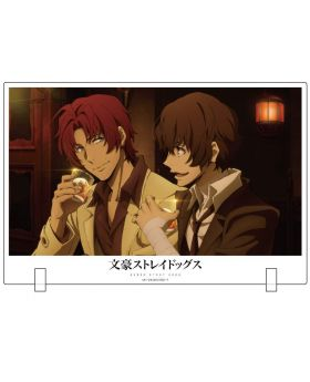 Bungo Stray Dogs Acrylic Visual Board Type B
