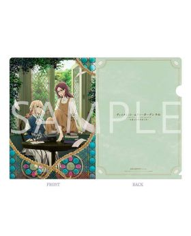 Violet Evergarden Kyoani Shop Clear File
