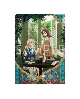 Violet Evergarden Kyoani Shop Poster
