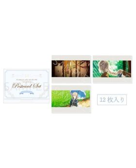 Violet Evergarden Kyoani Shop Postcard Set