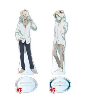 Sarazanmai Chara Shop Pop-Up Store Acrylic Stands Reo and Mabu