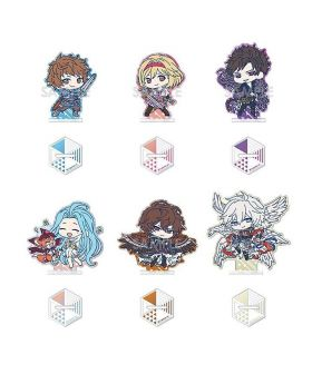 Granblue Fantasy Visual Color BIG Acrylic Stands