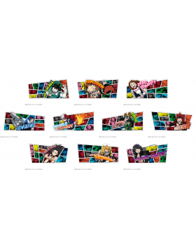 Boku No Hero Academia Showa Note Magnet Sheet