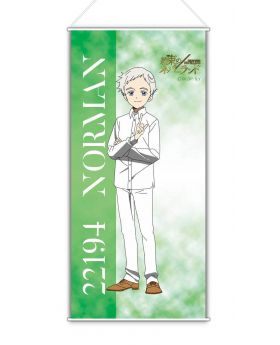 The Promised Neverland Mini Tapestry Norman