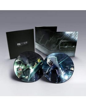 Final Fantasy VII Remake Square Enix Vinyl Record Set