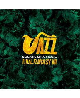 Final Fantasy VII Square Enix Jazz Compilation CD
