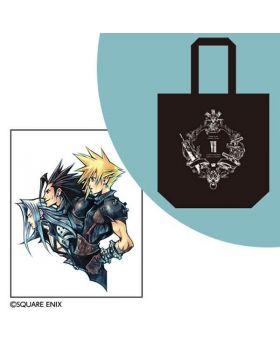 Final Fantasy VII Remake Square Enix Exclusive Special Book and Tote Bag Set