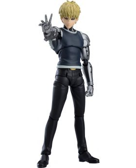 One Punch Man Genos Figma Figurine