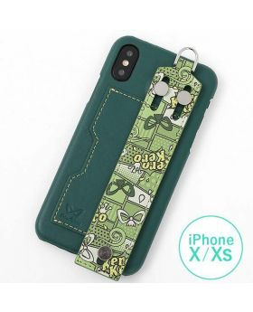 "Boku No Hero Academia Super Groupies ""Pop Textiles"" iPhone X/XS Case Tsuyu"