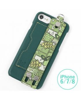 "Boku No Hero Academia Super Groupies ""Pop Textiles"" iPhone 6/7/8 Case Tsuyu"