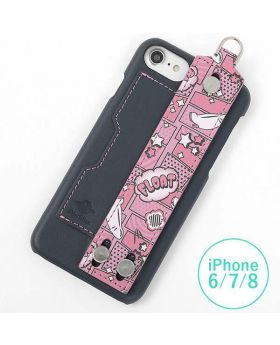 "Boku No Hero Academia Super Groupies ""Pop Textiles"" iPhone 6/7/8 Case Ochako"